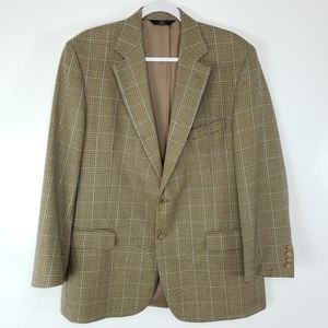 Brooks Brothers 346 Sport Coat Blazer 46R Wool